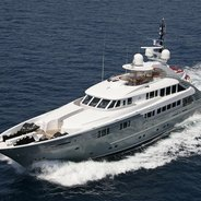 Lady MM Charter Yacht