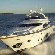Aubrey Charter Yacht