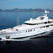 Marla Charter Yacht