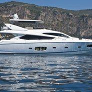 Jeel Charter Yacht