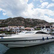 Doha Charter Yacht