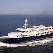 Stargazer Charter Yacht