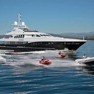 Stormborn Charter Yacht