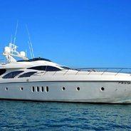 Ganesh A Charter Yacht