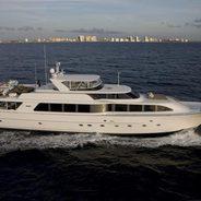 Bess Times Charter Yacht