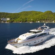Nitta V Charter Yacht