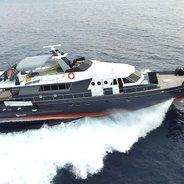 Sea Seven Charter Yacht