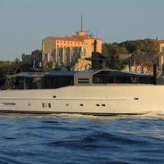Pangea Charter Yacht