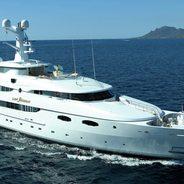 Lady Sheridan Charter Yacht