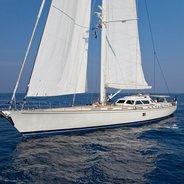 Mirabella Charter Yacht