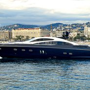 Low Profile Charter Yacht