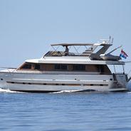 Blanka Charter Yacht