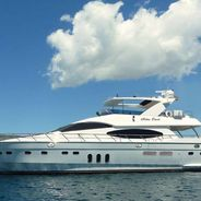 Midas Touch Charter Yacht
