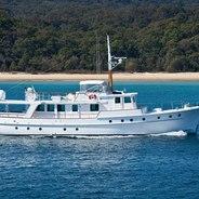 Bali Hai II  Charter Yacht