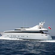 Regina K Charter Yacht