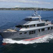 Akiko Charter Yacht