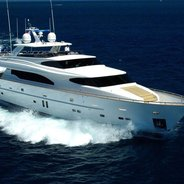 Triple 888 Charter Yacht