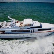 True Blue Charter Yacht