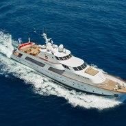 Parvati Charter Yacht