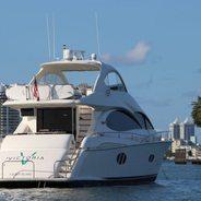 Victoria 68 Charter Yacht