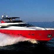 Figi Charter Yacht