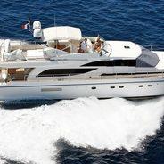 ZINA Charter Yacht