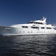 Sovereign Lady Charter Yacht