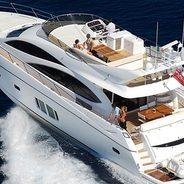 JUPJU Charter Yacht
