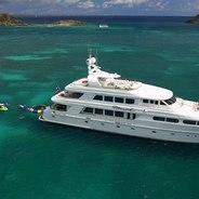 Nicole Evelyn Charter Yacht