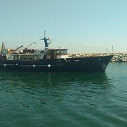 Falcao Uno Charter Yacht