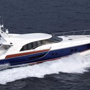 Crystal Blue Charter Yacht