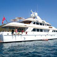 Lady J Charter Yacht