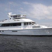 Sheer Bliss Charter Yacht