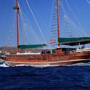 Galip Nur Charter Yacht