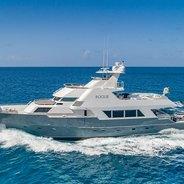 Rogue Charter Yacht