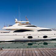 Aquaholic Charter Yacht