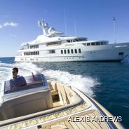 Sea Huntress Charter Yacht