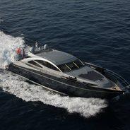 Oracle II Charter Yacht