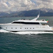 Gioe I Charter Yacht