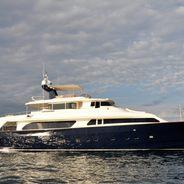 Conquistador Charter Yacht