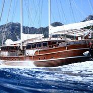 Nurten A Charter Yacht