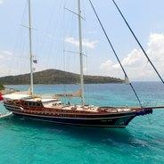 Cobra King Charter Yacht