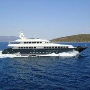 Jaan Charter Yacht