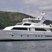 Sterling V Charter Yacht