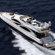 Nika Charter Yacht
