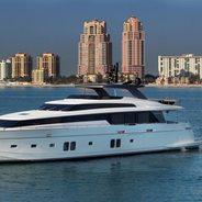 Bodacious Charter Yacht