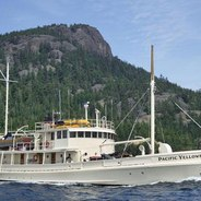 Pacific Yellowfin Charter Yacht