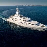Talisman C Charter Yacht
