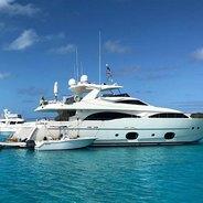 The Capital Charter Yacht