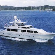 Serenity Now! Charter Yacht
